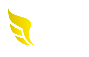 gf money white logo